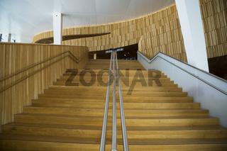 Treppe in der Oper Oslo