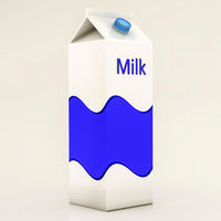 milk carton box