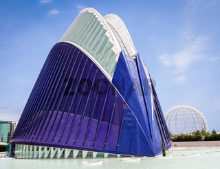 Modern Architecture in Valencia