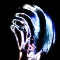 3D Illustration; 3D Rendering of a mystic Female