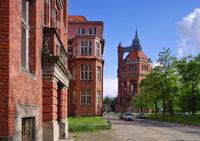 Breslau Wasserturm - the Wroclaw water tower