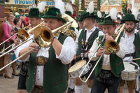 Oktoberfest Marching Band with Horns