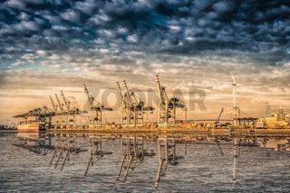Hafenterminal