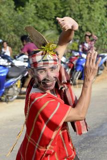 ASIA MYANMAR MYEIK SHINPYU CEREMONY