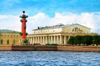 Spit of Vasilievsky Island