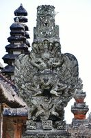 Balinese Temple Details
