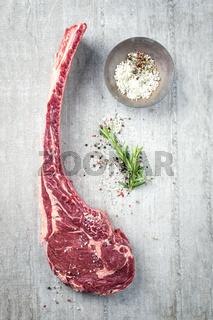 Dry Aged Tomahawk Steak
