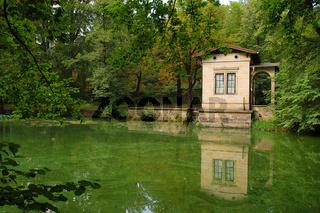 schlosspark albrechtsberg in dresden