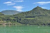 Lake Caldaro,South Tirol,Italy
