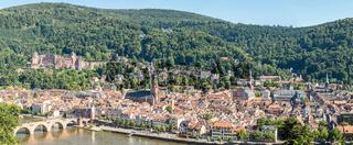 Heidelberg Germany Panorama