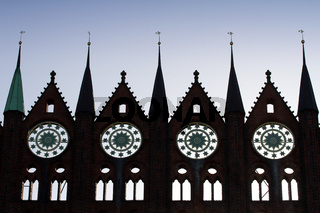 Rathaus 006. Stralsund