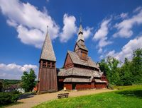 Goslar Stabkirche - Goslar stave church 02