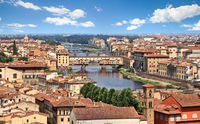 View of Florence. Italy