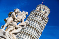 Leaning  tower in Pisa