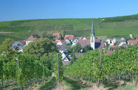 Wine Village,Baden Wine Route,Germany