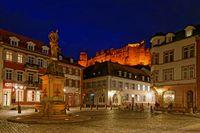 Heidelberg Kornmarkt