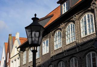 Haeuserreihe-Altstadt-I-Lueneburg