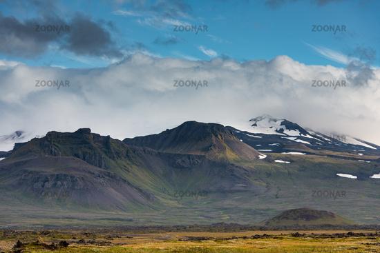 Snaefelljoekull -Iceland-