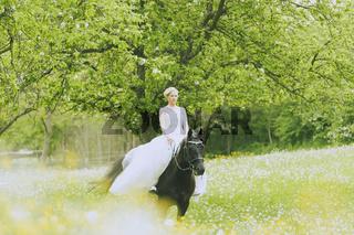 Riding Bride