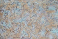 Pattern of natural stones