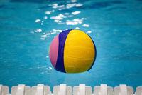 Water polo ball