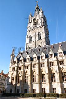 Justitiepaleis Gent, belgien