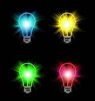 bright color bulbs