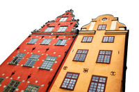 The most famous houses in Stockholm