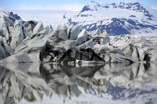 Heinabergsjökull  Island