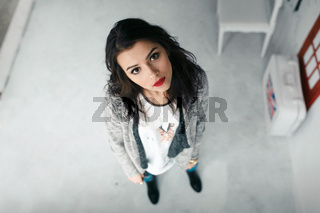 Photo of girl with natural light