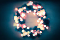 Blurred abstract Christmas and New Year background