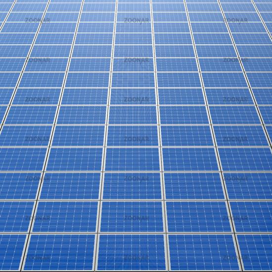 Photovoltaik Solarzellen Hintergrund