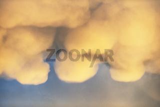Cumulus mammato