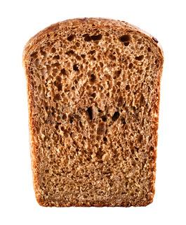 Fresh bread isolated