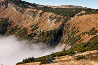 Karkonosze Mountains Landscape