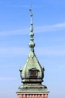 Castle tower.