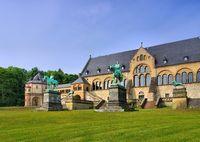 Goslar Kaiserpfalz - Imperial Palace of Goslar 01
