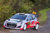 Thierry Neuville Rally Germany 2014