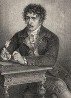 Eduard, Elective Affinities, a novel by Johann Wolfgang von Goethe