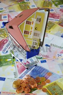 Den Kauf eines Eigenheims finanzieren