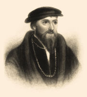 Sir Anthony Denny, 1501-1549, a confidant of Henry VIII of England