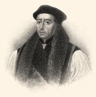 Thomas Cranmer, 1489-1556, Archbishop of Canterbury,