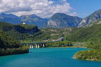 Cavazzo-See - Lago di Cavazzo 04