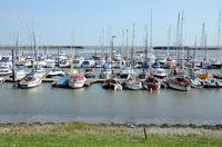 Hafen Langeoog 2015