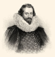Robert Devereux, 2nd Earl of Essex, 1565-1601, an English nobleman and a favourite of Elizabeth I.