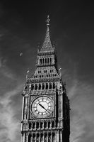 The Clock Tower in London, UK