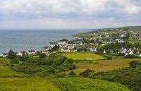 View towards Strath, Gairloch, Scotland, Great Britain