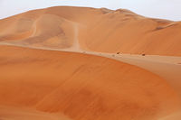dunes in the Namib desert, Namibia