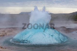 Strokkur -Island-