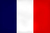 France Flag Dirty